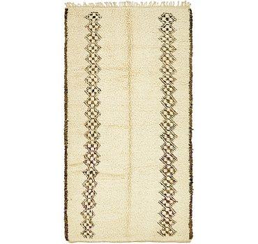 137x249 Moroccan Rug