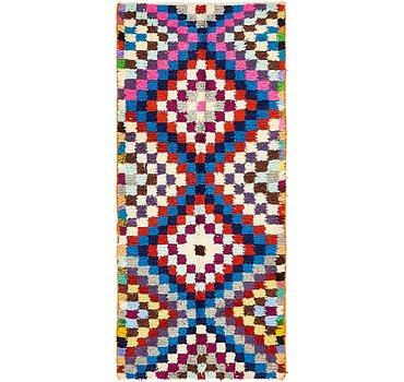 122x269 Moroccan Rug