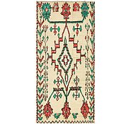 Link to 3' 10 x 8' 2 Moroccan Runner Rug