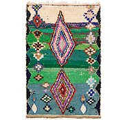 Link to 4' x 6' 7 Moroccan Rug