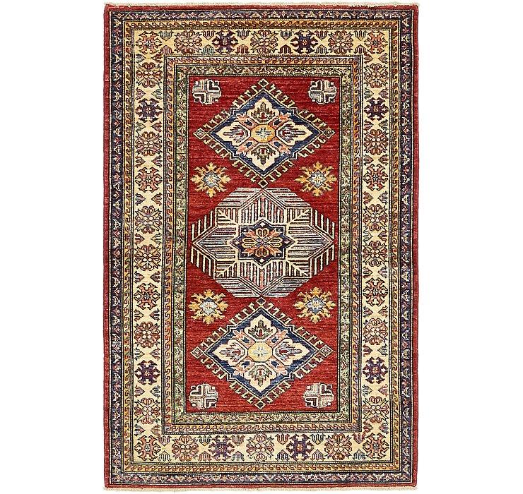 3' 2 x 5' Kazak Rug