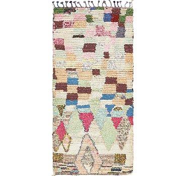 86x191 Moroccan Rug