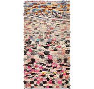 Link to 4' 5 x 9' Moroccan Runner Rug