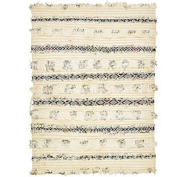 127x175 Moroccan Rug