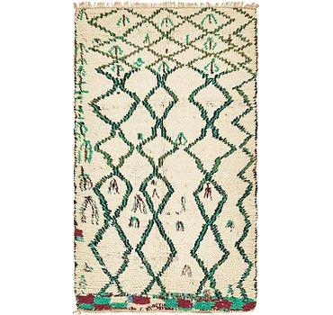 137x236 Moroccan Rug