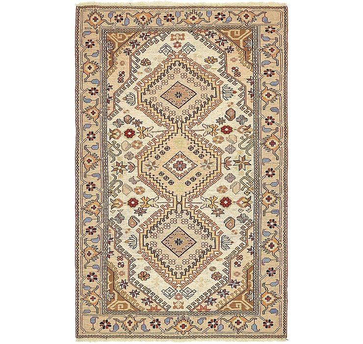 3' 9 x 6' 2 Sirjan Persian Rug