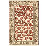 Link to 3' 9 x 5' 9 Sirjan Persian Rug