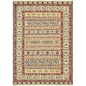 Unique Loom 3' 10 x 5' 5 Sirjan Persian Rug