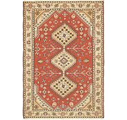 Link to 4' 3 x 6' 4 Sirjan Persian Rug
