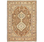 Link to 132cm x 178cm Sirjan Persian Rug