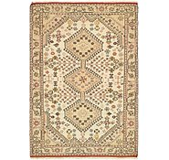 Link to 4' 2 x 6' Sirjan Persian Rug