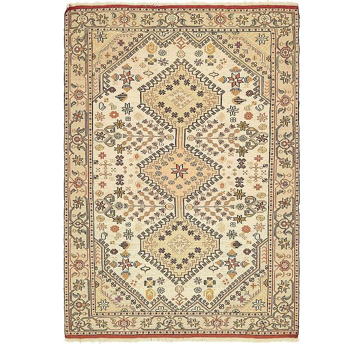 4' 2 x 6' Sirjan Persian Rug