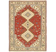 Link to 4' x 5' 6 Sirjan Persian Rug