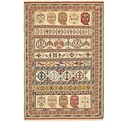 Link to 4' 3 x 6' 6 Sirjan Persian Rug