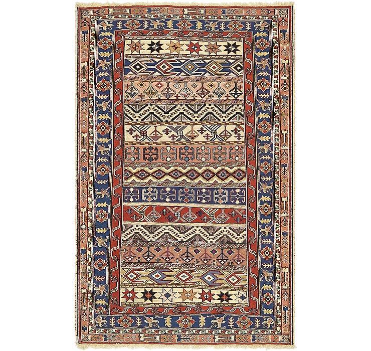 3' 10 x 6' Sirjan Persian Rug