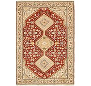 Link to 4' 6 x 6' 6 Sirjan Persian Rug