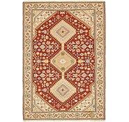 Link to 4' 6 x 6' 6 Sirjan Persian Rug