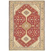 Link to 4' x 5' 8 Sirjan Persian Rug