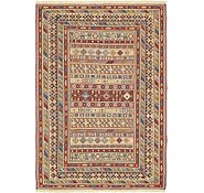 Link to 3' 7 x 5' 2 Sirjan Persian Rug