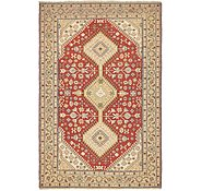 Link to 4' 8 x 7' Sirjan Persian Rug