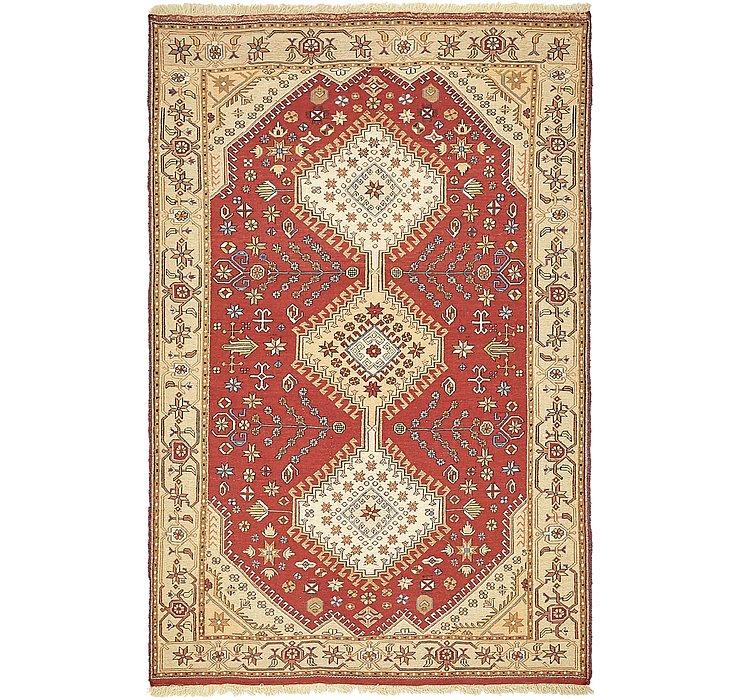132cm x 203cm Sirjan Persian Rug