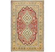 Link to 4' 3 x 6' 8 Sirjan Persian Rug