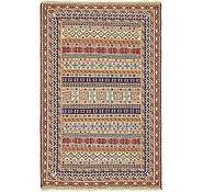 Link to 3' 9 x 6' Sirjan Persian Rug