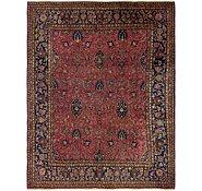 Link to 8' 9 x 11' Sarough Persian Rug