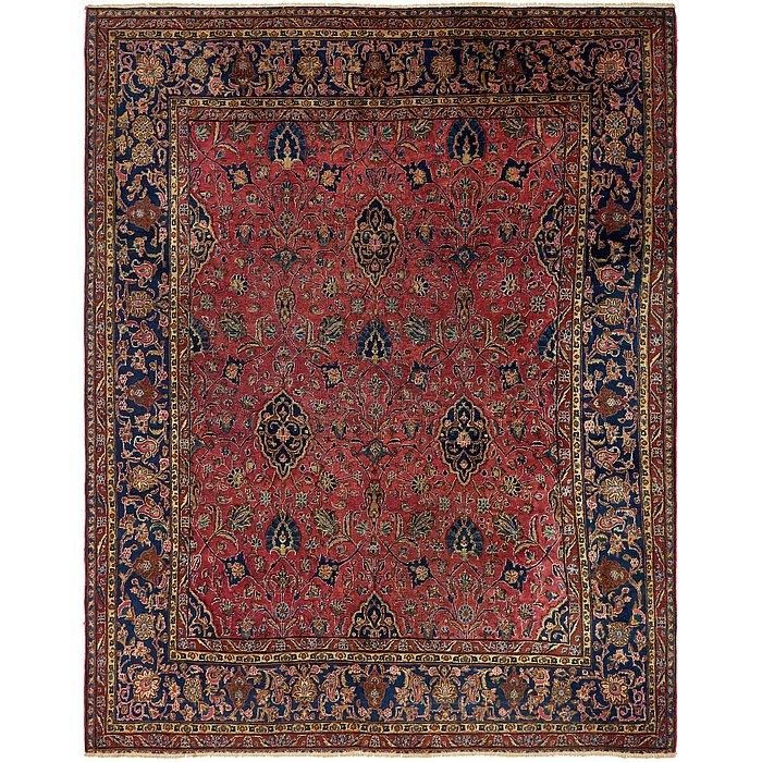 8' 9 x 11' Sarough Persian Rug