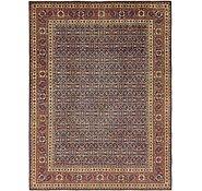 Link to 8' 9 x 11' 3 Meshkabad Persian Rug