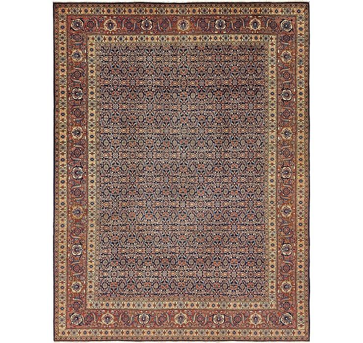 8' 9 x 11' 3 Meshkabad Persian Rug