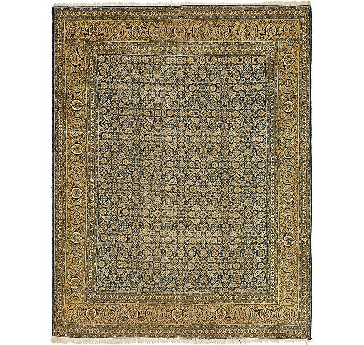 9' 4 x 12' Tabriz Persian Rug