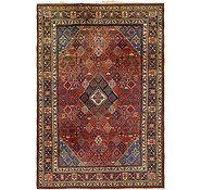 Link to 7' 10 x 11' 4 Maymeh Persian Rug