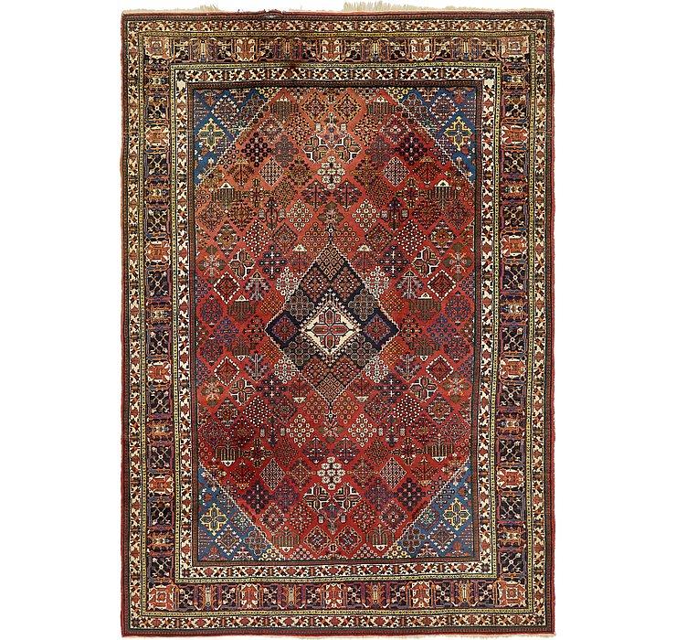 7' 10 x 11' 4 Maymeh Persian Rug