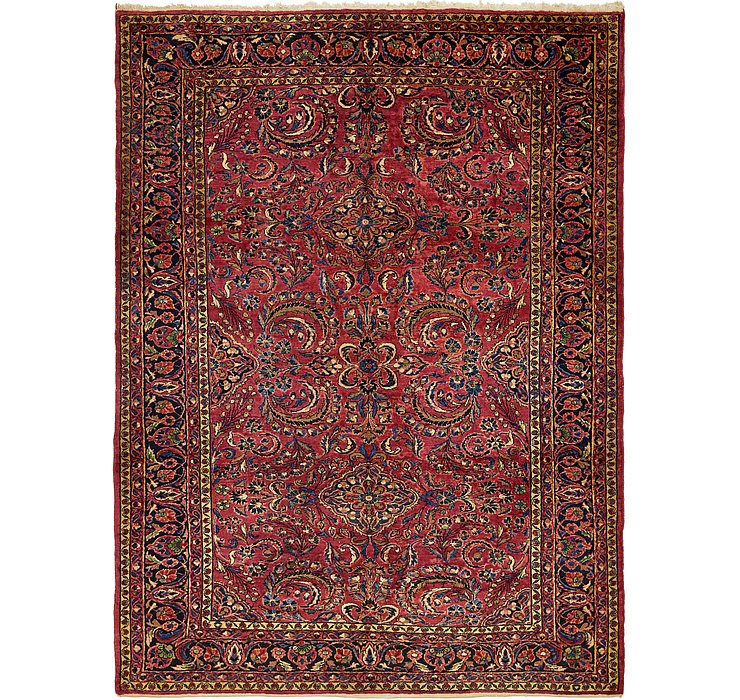 HandKnotted 8' 9 x 12' Liliyan Persian Rug