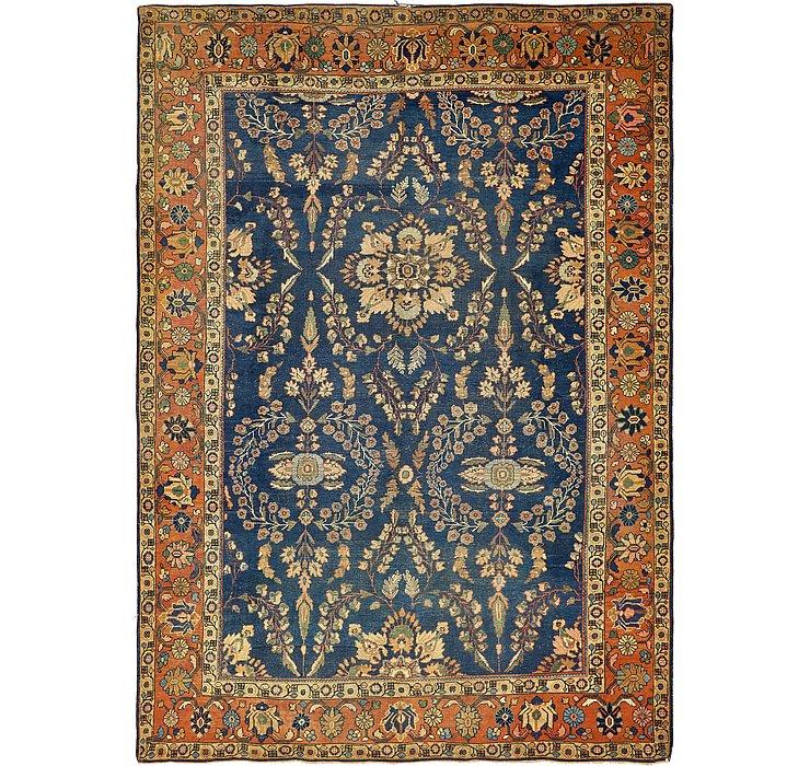 8' 7 x 12' 6 Sarough Persian Rug