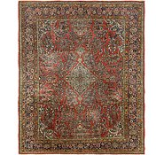 Link to 8' 2 x 10' Sarough Persian Rug