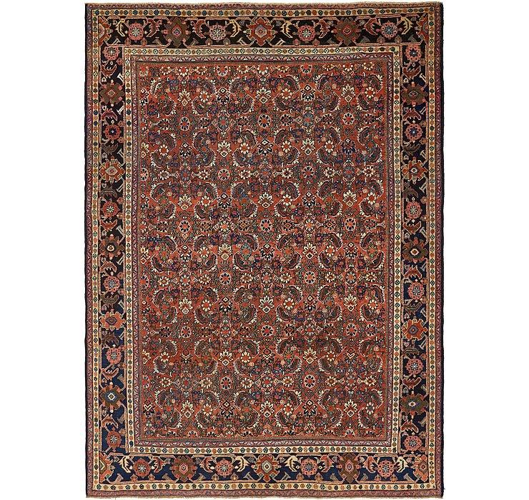 8' 10 x 12' 4 Meshkabad Persian Rug