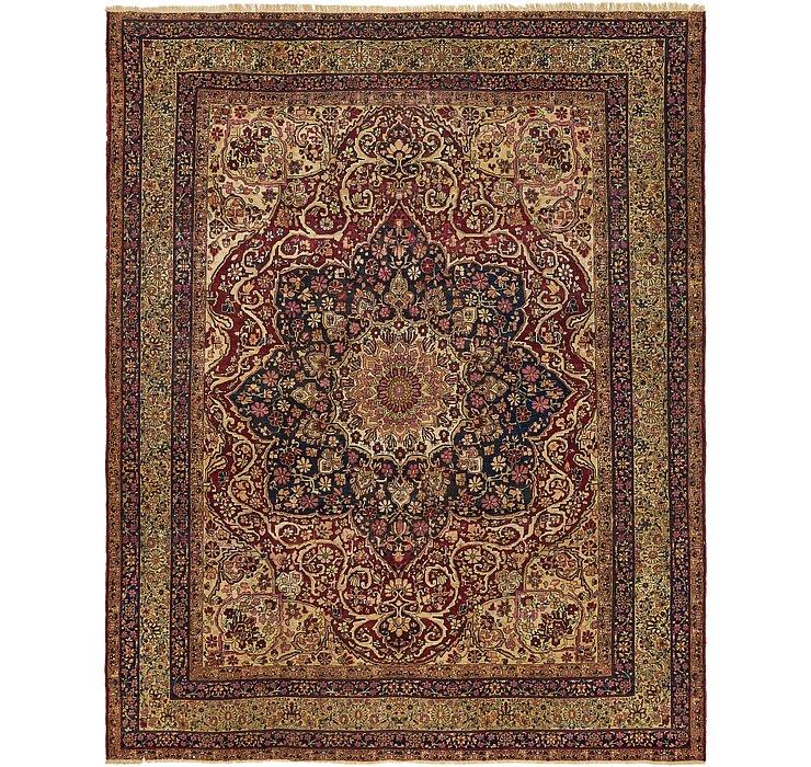 9' x 11' 2 Kerman Persian Rug
