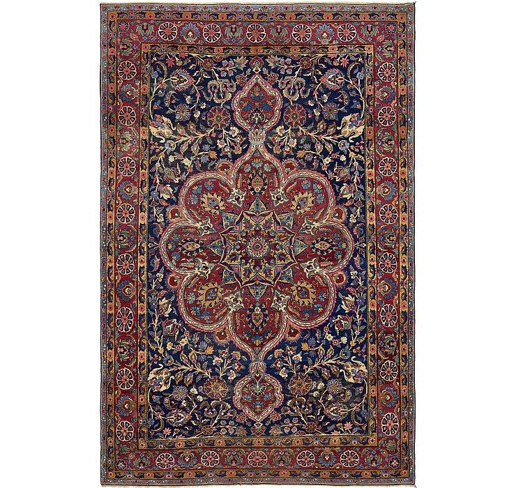 8' 8 x 13' 4 Tabriz Persian Rug