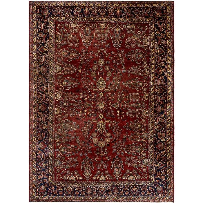 8' 6 x 11' 9 Sarough Persian Rug