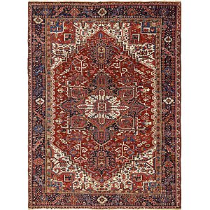 Unique Loom 9' 3 x 12' 4 Heriz Persian Rug