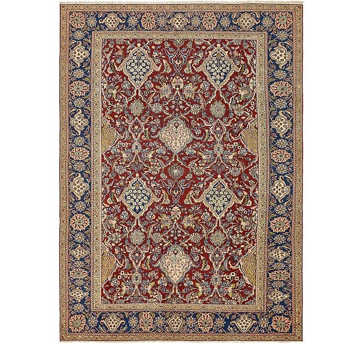 9' 2 x 12' 9 Sarough Persian Rug