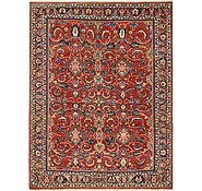 Link to 8' 10 x 11' 4 Sarough Persian Rug