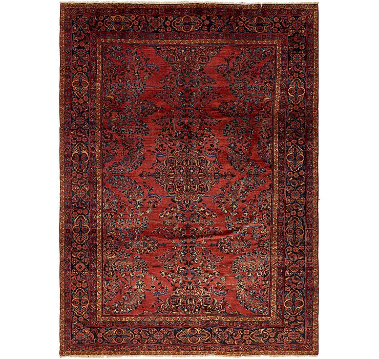 8' 8 x 11' 8 Sarough Persian Rug