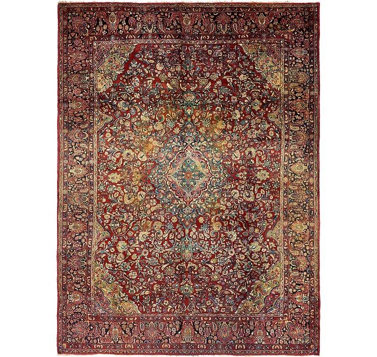 10' 4 x 13' 10 Mashad Persian Rug