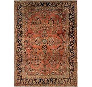 Link to 8' 10 x 12' Sarough Persian Rug