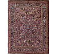Link to 8' 10 x 11' Mashad Persian Rug