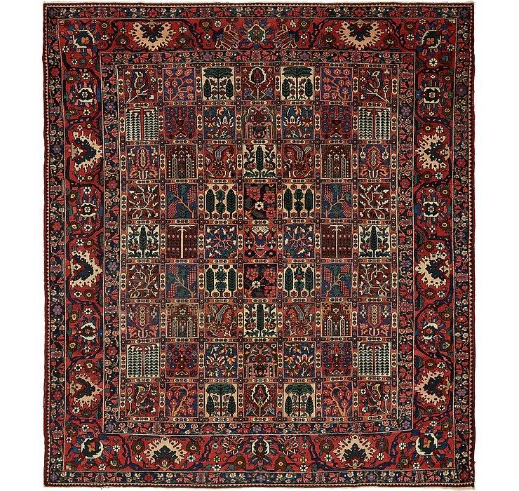 335cm x 385cm Bakhtiar Persian Rug