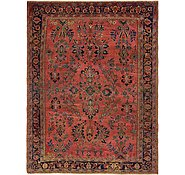 Link to 8' 10 x 11' 7 Sarough Persian Rug